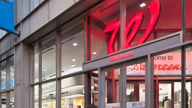 Walgreens Boots Surges Amid Report KKR Has Made Formal LBO Approach