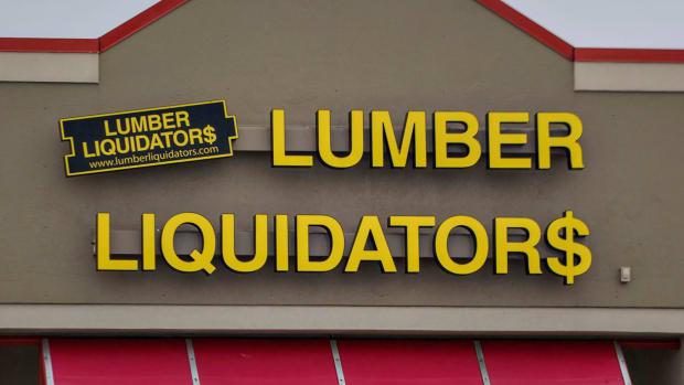 Lumber Liquidators Swings to Loss After Legal Settlements