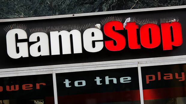 GameStop Drops After Slashing Sales Outlook