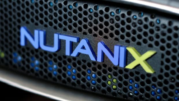 Nutanix Jumps on Post-Earnings Wells Fargo Price Target Upgrade