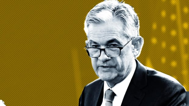 Fed's Powell Outlines Headwinds Facing U.S. Economy