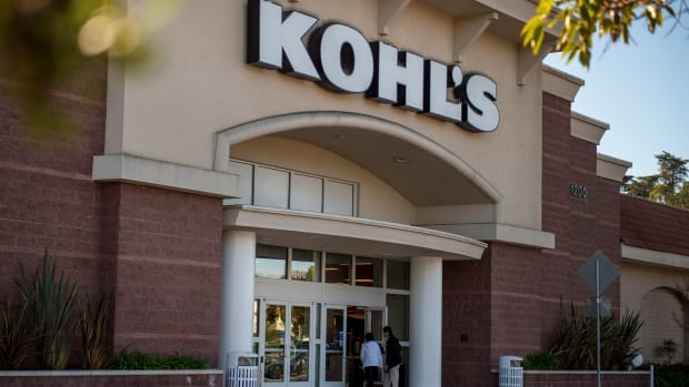 Kohl's May Blame Winter Weather for First-Quarter Earnings Slip