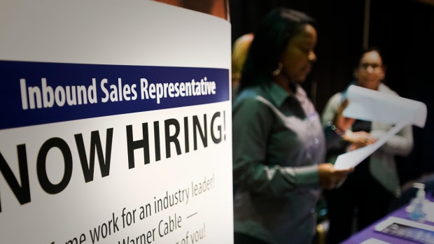U.S. Economy Added 103,000 Jobs in March, Missing Projections