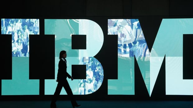 IBM Shares Climb After Hours on Earnings Beat