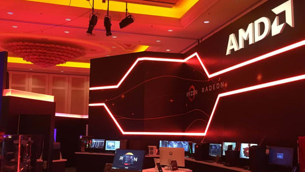 CES Takeaways for AMD and Intel, Alibaba and JD.com and Augmented Reality