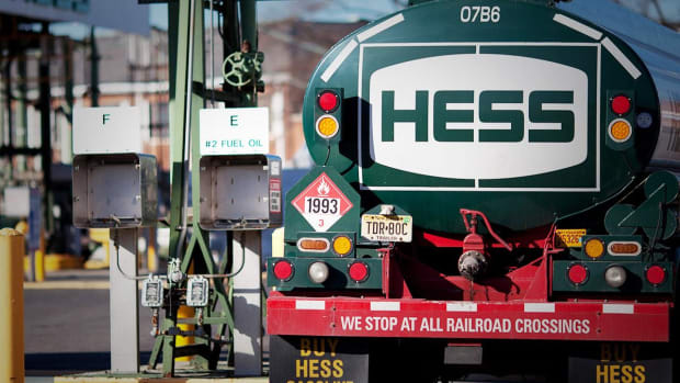 Hess Posts Narrower-Than-Expected Second-Quarter Loss