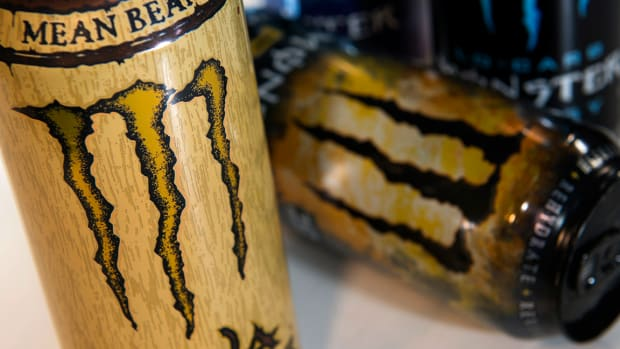 Monster Pops Following Strong Q1 Results