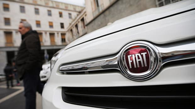 Fiat Chrysler Is Considering a Sale of Its Robotics Division