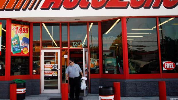 AutoZone Rises Sharply After Beating Earnings Estimates