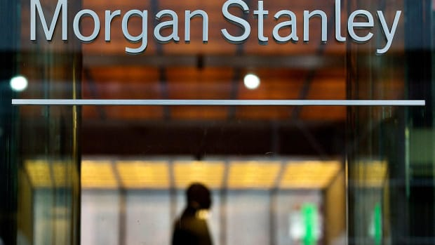 Buy Morgan Stanley on Earnings Weakness