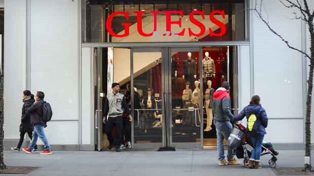 Guess Stock Leaps, Analysts Enthused by Results Beat and Strong Outlook