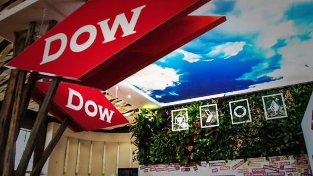 Dow Q1 Profits Slide, See 'Discrete' Headwinds, After First Post-DuPont Report