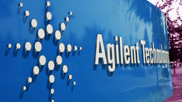 Agilent Technologies Rises on Earnings Beat