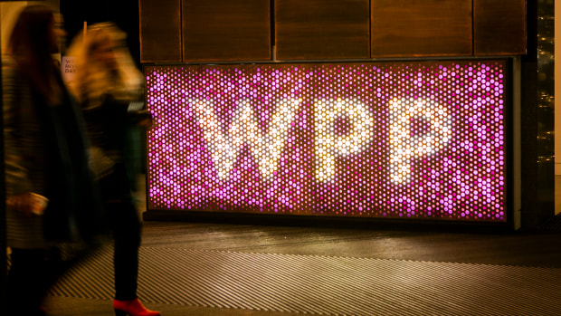WPP Tops FTSE After Steadying 2018 Revenue Decline in Post Martin Sorrell Era