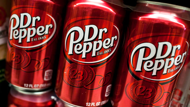 Dr Pepper Snapple Stock Explodes on Deal to Merge With K-Cup King Keurig