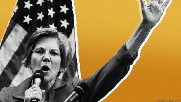 Sen. Elizabeth Warren Introduces Bill That Would Make Jailing Executives Easier