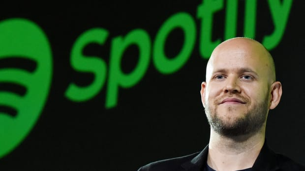 Spotify's 35-Year-Old CEO Daniel Ek Is Now Worth at Least $2.5 Billion