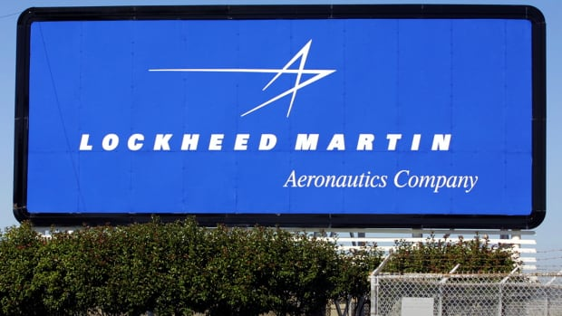 Lockheed Martin Swings to Q4 Profit, Sees 2019 Sales Near $57 Billion