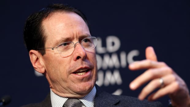 AT&T CEO Addresses Activist Pressure, Succession Talk at Conference