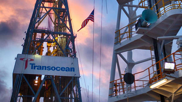 Transocean Falls Slightly After Losses Higher Than Expected