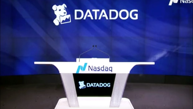 Datadog, Cloud-Monitoring-Software Firm, Debuts Above IPO Target Range