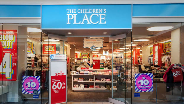 Children's Place Is No Place to Play Following Guidance Miss