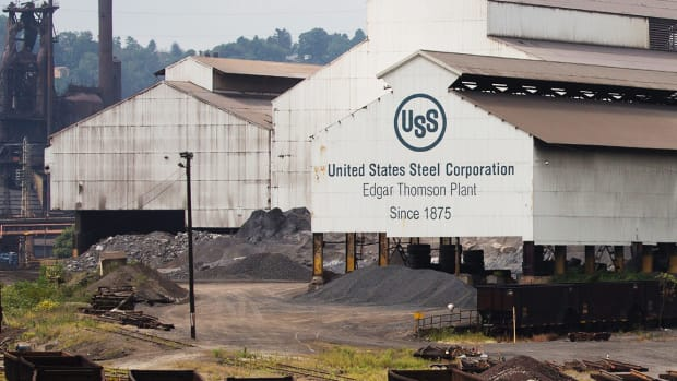 United States Steel Forges Ahead on Strong First-Quarter Earnings