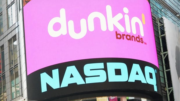 Dunkin' Accelerates Launch of Beyond Meat Sandwich but Stock Trades Cautiously