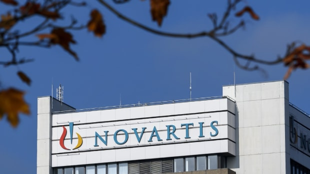 Novartis Reaches $9.7 Billion Deal to Buy Cholesterol Drugmaker Medicines Co.