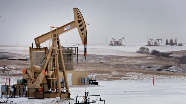Oil Prices Could Surge 25% From Here