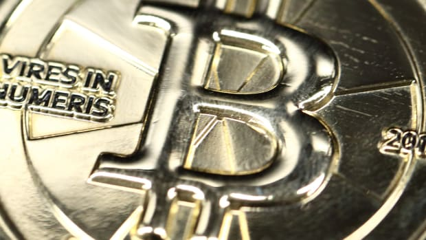 Bitcoin Climbs in Late Afternoon Trading