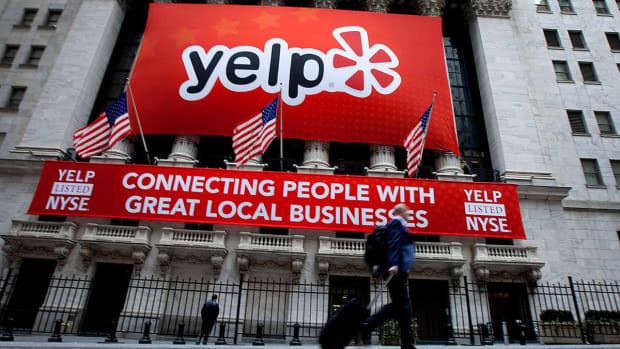 Yelp Shares Crater as Revenue Falls Short of Estimates
