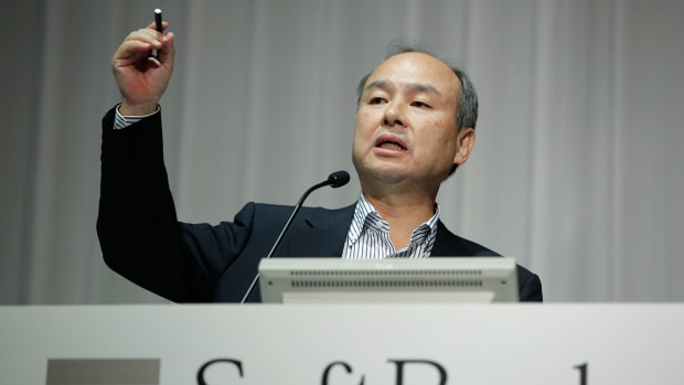 Softbank's $100-Billion Vision Fund Is Weighing an IPO: Report