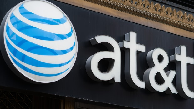 AT&T Is Carving Out a Long-Term Bottom and Bullish Reversal