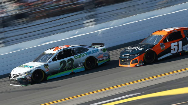 Nascar to Pay $2 Billion to Buy International Speedway