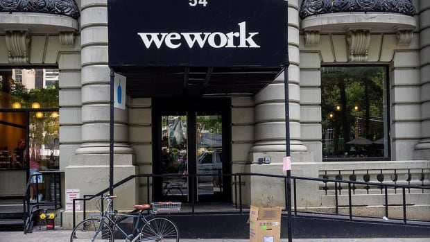 WeWork's IPO Implosion Imperils a Blessing of Other Similar Unicorns