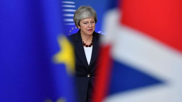 UK PM May Seeks Second Brexit Extension as Talks With Rivals Resume in London