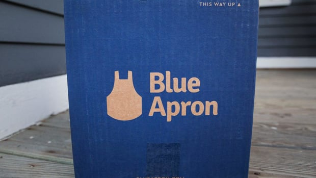 Blue Apron Soars on Partnership With Beyond Meat