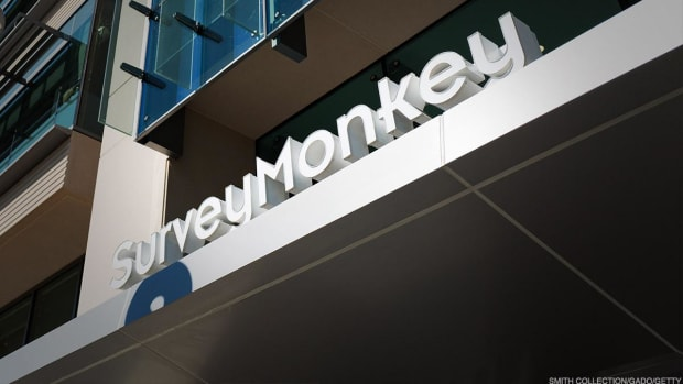 SurveyMonkey's Valuation Looks Too High Considering Its Growth Rates