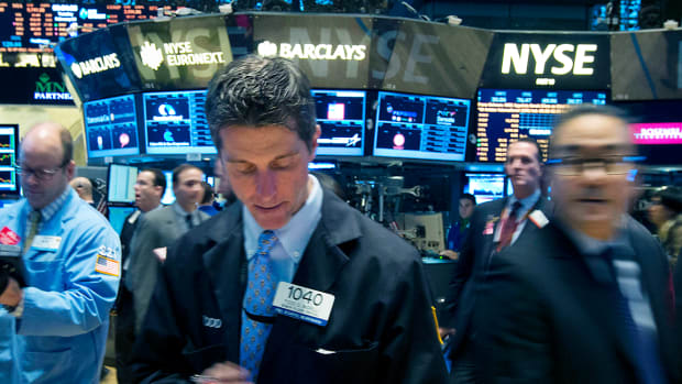 Stocks Finish at Record Highs; Gains Are Capped by U.S.-China Trade Pessimism