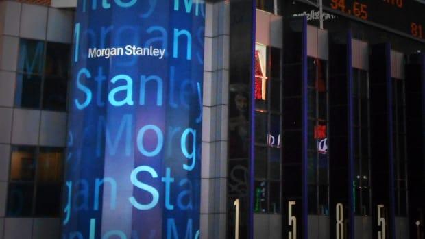 Morgan Stanley Profit Surges 38%, Beats Goldman Sachs