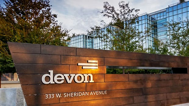 Devon Energy Shares Jump on Potential Asset Sales