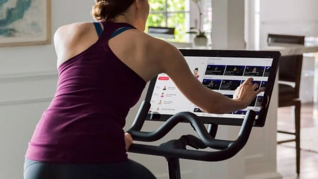 Peloton Stock Spikes on Report of Planned New, Cheaper Exercise Machines