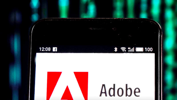 Adobe Climbs After Topping Estimates