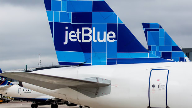 JetBlue Shares Dive as Airline Braces for Impact of Hurricane Dorian