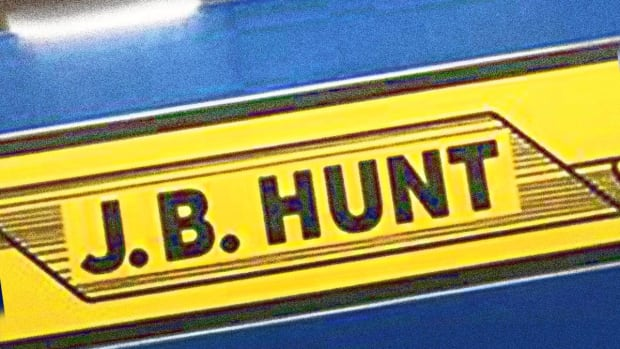 J.B. Hunt Transport Services Tumbles After Disappointing Results