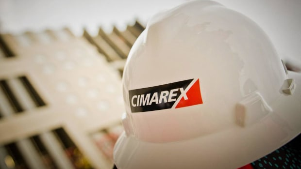Cimarex Energy Expected to Earn $1.32 a Share