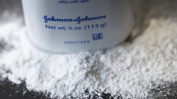 J&J Vows to Fight Verdict Linking Baby Powder to Ovarian Cancer