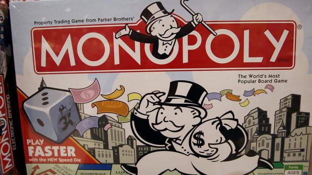 Hasbro Turns a First-Quarter Profit; Shares Jump