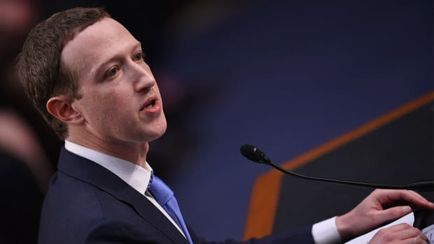 Facebook's Zuckerberg Says Regulation Is 'Inevitable' - Watch CEO's Hearing Live